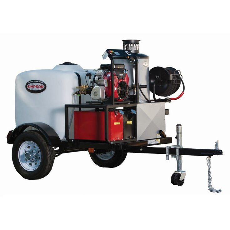 Pin by FNAGroup on SIMPSON Pressure Washers Pressure