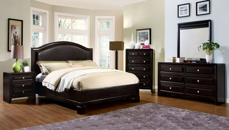 Patrice Transitional Platform Bed – Modish Store