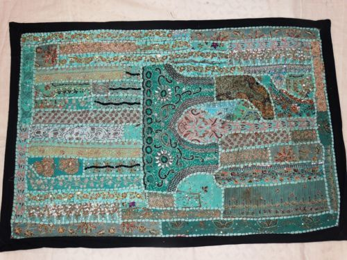 Vintage-decor-wall-hanging-tapestries-cotton-Patchwork-Handmade-Tapestry023