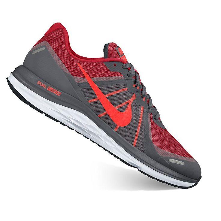 Nike Dual Fusion X 2 Men's Running Shoes, Size: 11.5, Oxford