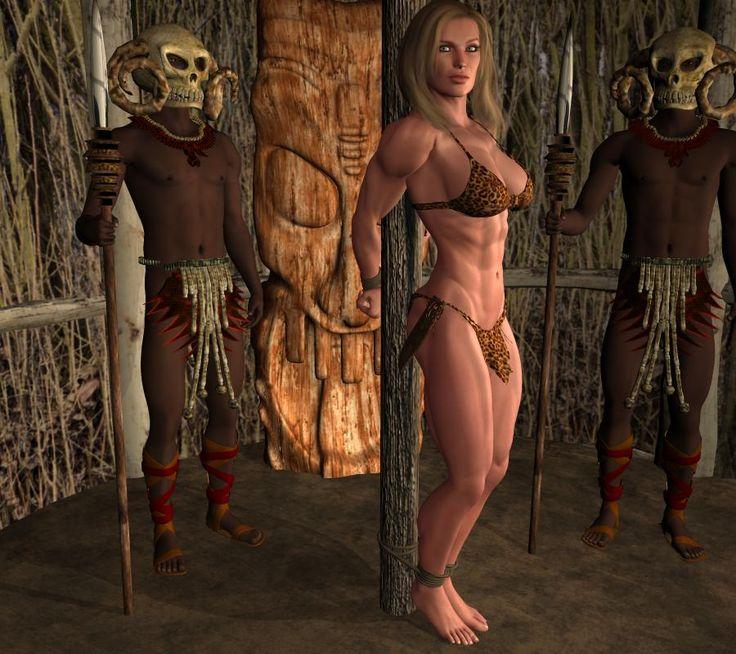 Jungle Girl Porn Video