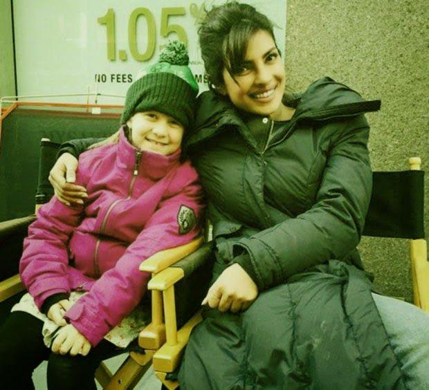 Priyanka Chopra wraps up shoot of American TV show Quantico