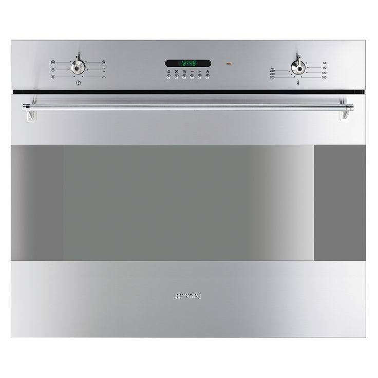 Smeg Electric Wall Oven SCA706X Download product specification PDF