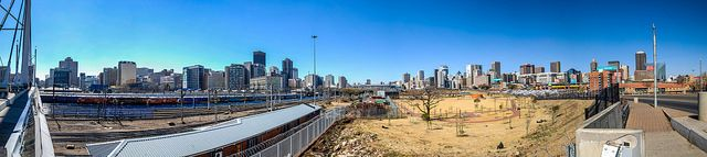 Panoramic Johannesburg