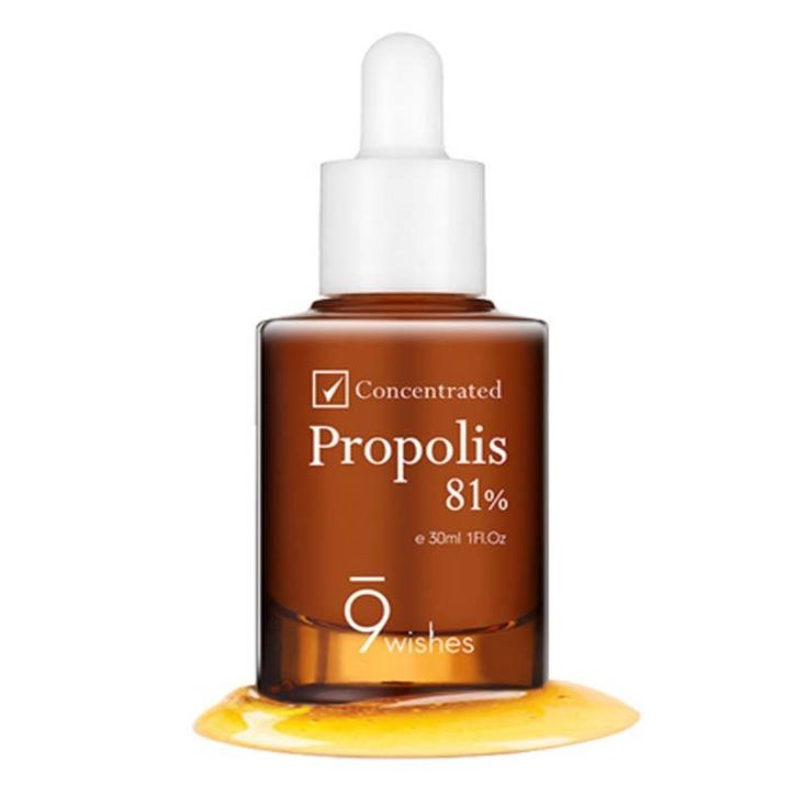 bbcosmetic - [9WISHES] Propolis 81% Concentrate Ampule 30ml, $28.00 (http://bbcosmetic.com/9wishes-propolis-81-concentrate-ampule-30ml/)