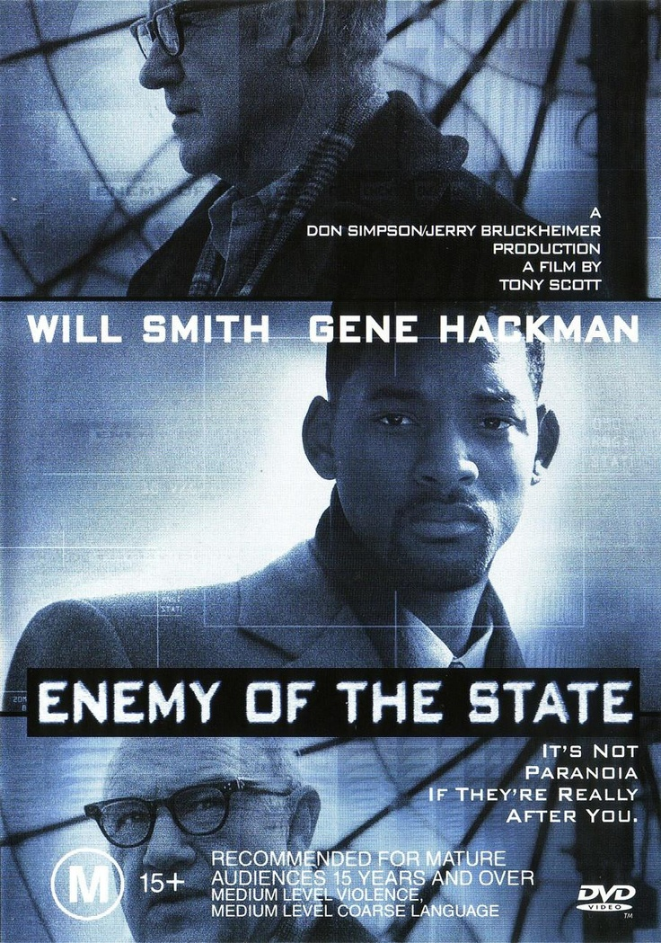 Enemy of the State (works 3/22/13 - click on free user) http://www.imdb.com/title/tt0120660