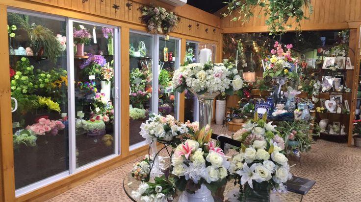 The New Flower Shop at Garden World Flushing.