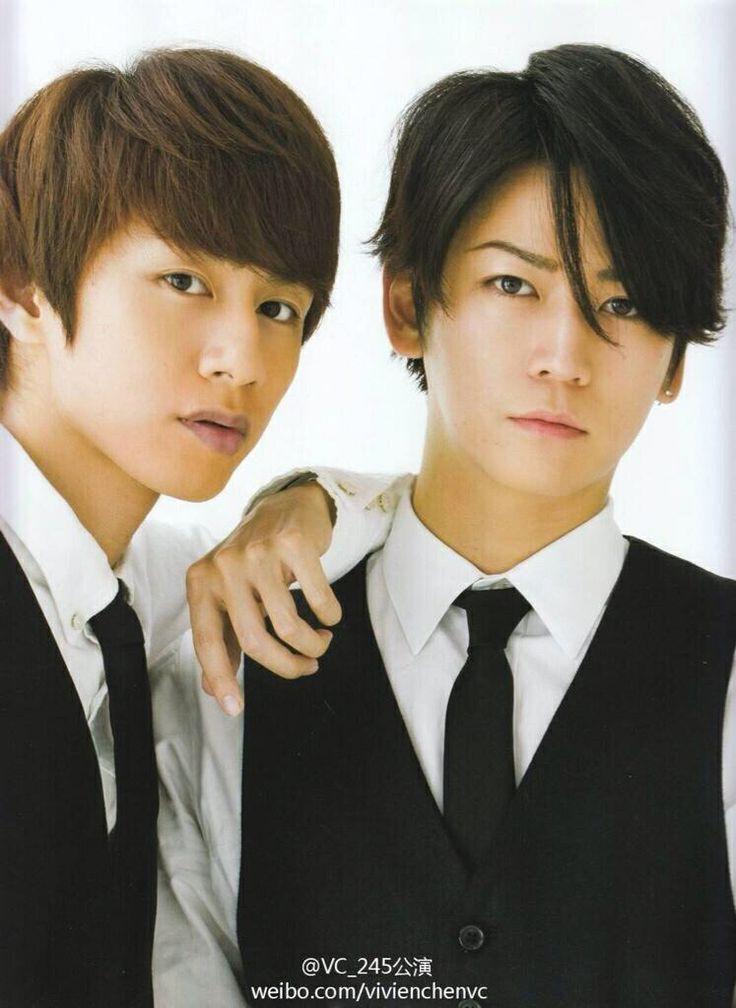 Nakamaru and Kame