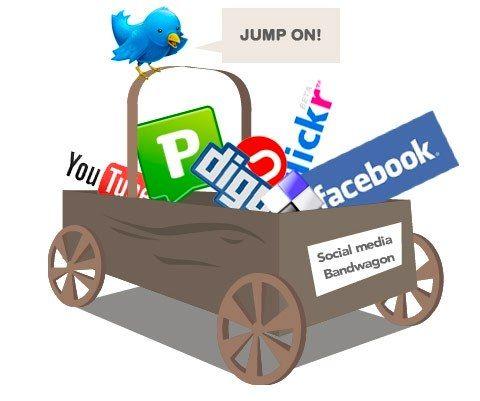 How Social Media Affects SEO: Social Network, Social Media Marketing, Media Bandwagon, Facebook, Blog, Socialmedia, This, Business, Medium