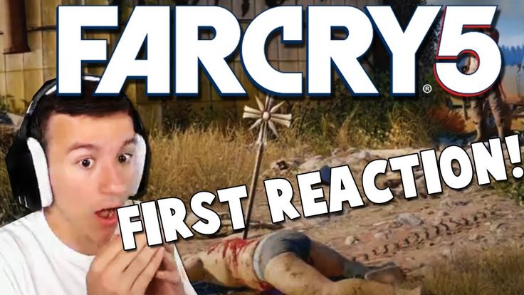 farcry5gamer.comAMERICA BAD GUYS? FAR CRY 5 TRAILER FIRST REACTION! I've always been a fan of the Far Cry series, but Far Cry Primal was really poorly marketed and didn't seem to have much impact at all. Far Cry 3 was amazing, Far Cry 4 was great, so can Far Cry 5 live up to the hype and make uphttp://farcry5gamer.com/america-bad-guys-far-cry-5-trailer-first-reaction/