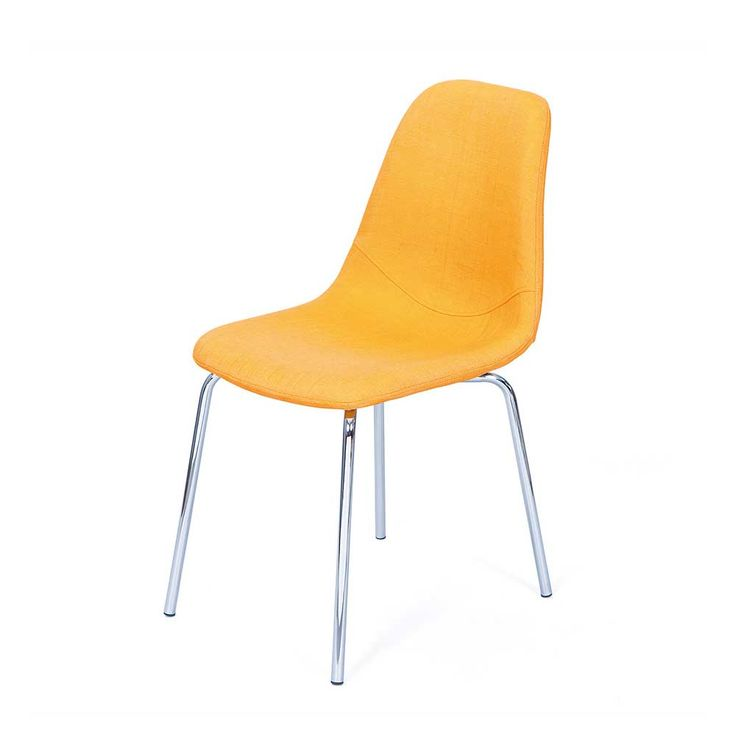 Toll Stuhl In Gelb Retro Design (4er Set) Jetzt Bestellen Unter: ...