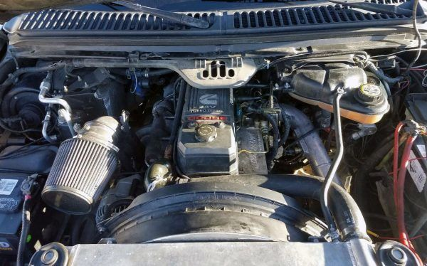 For Sale: 2003 Ford F-250 with a Cummins 24v Inline-Six
