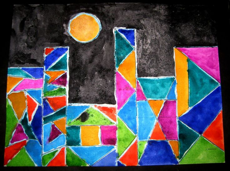 I like this approach to Klee