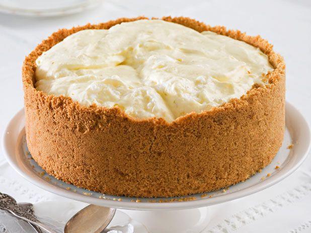 Chiffon Tart: This chiffon tart takes its name from the fabric chiffon – light, floating and sheer.