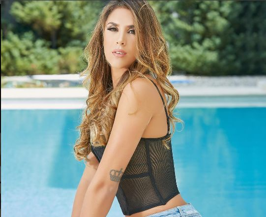 Mira la sexy foto de Daniela Ospina, la esposa de James Rodríguez - http://www.notiexpresscolor.com/2017/01/05/mira-la-sexy-foto-de-daniela-ospina-la-esposa-de-james-rodriguez/