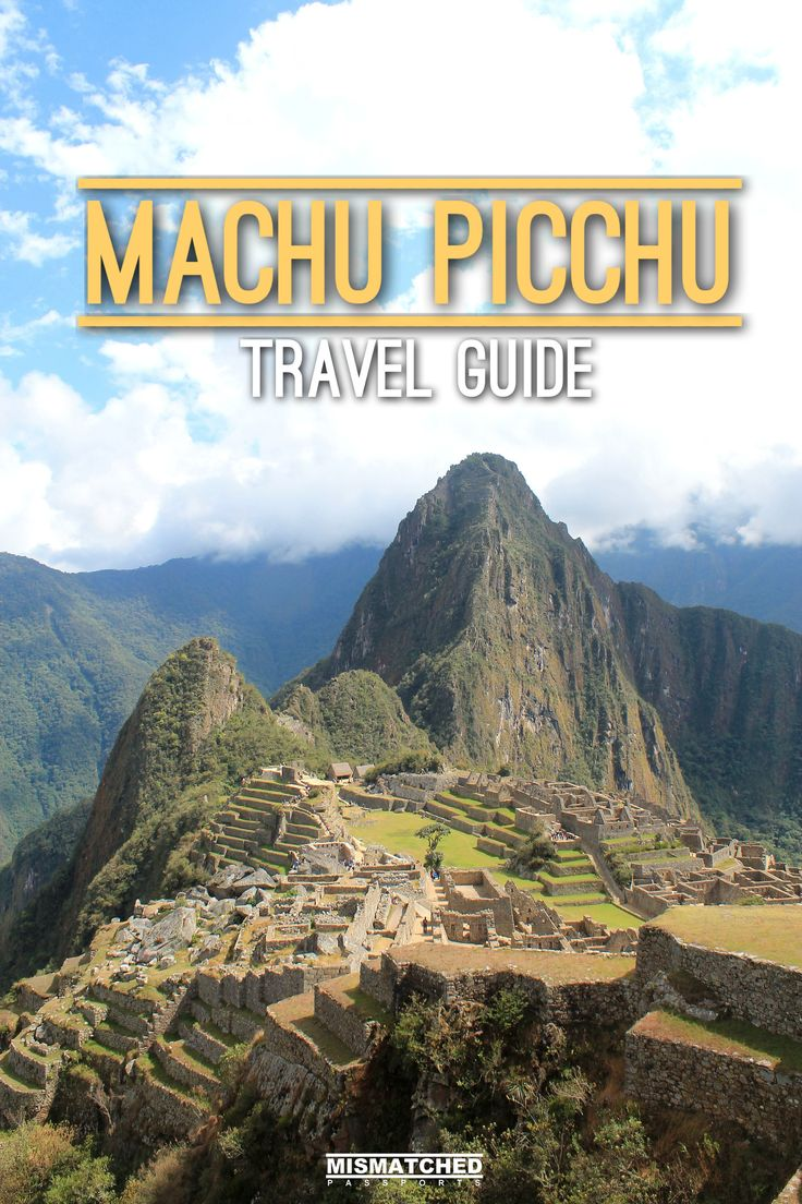 Are you planning to visit the Wonder of the World, Machu Picchu? Check out this travel guide for ticket information, how to get there and other travel tips.
