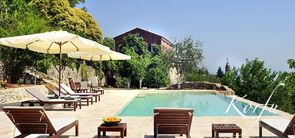 San Stefano Estate, Benitses / Korfu Mitte - Ferienhaus der Luxusklasse zu mieten bei Korfu Exklusiv