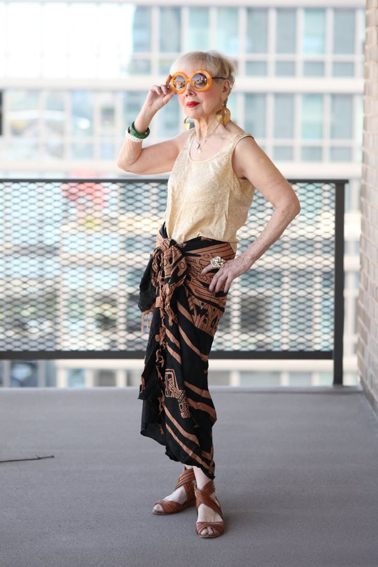 ADVANCED STYLE: Rita Ellis Hammer:Springtime in New York