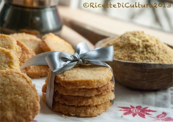 Ricette di Cultura: cookies with corn flour