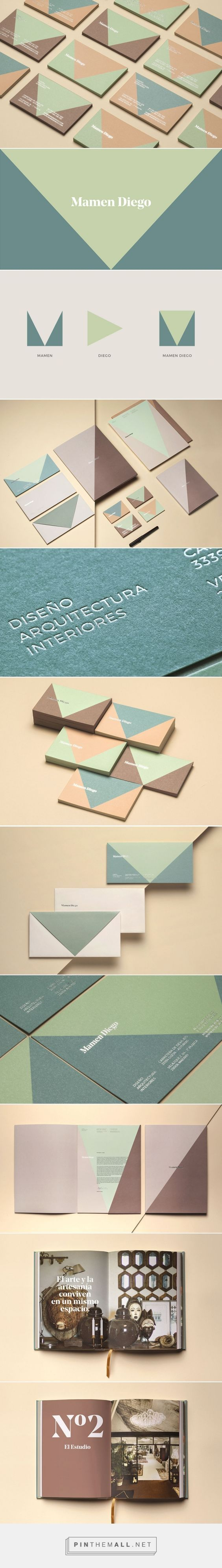 Mamen Diego Branding by Atipo | Fivestar Branding – Design and Branding Agency & Inspiration Gallery