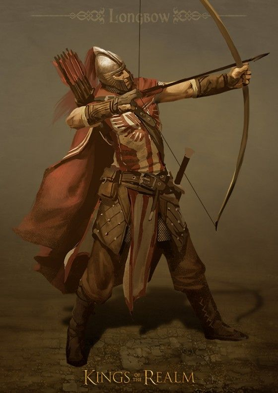 Longbow   Kings of the Realm