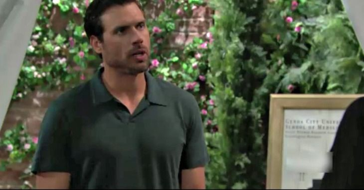 Victor's (Eric Braeden) intentions were good on 'The Young and the Restless'. Nikki (Melody Thomas Scott) has taken another one of her get away trips and recently returned with a pasted smile on her face. Meanwhile, 'Prince Nicholas' (Joshua Morrow) thinks that he knows what's best for his mom. Well