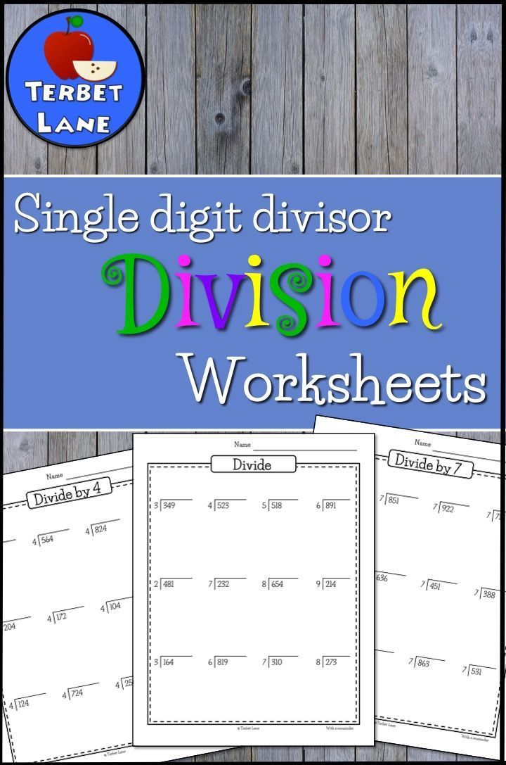 Pin By Lisa M On Homeschooling Division Worksheets Math Division Worksheets Math Division