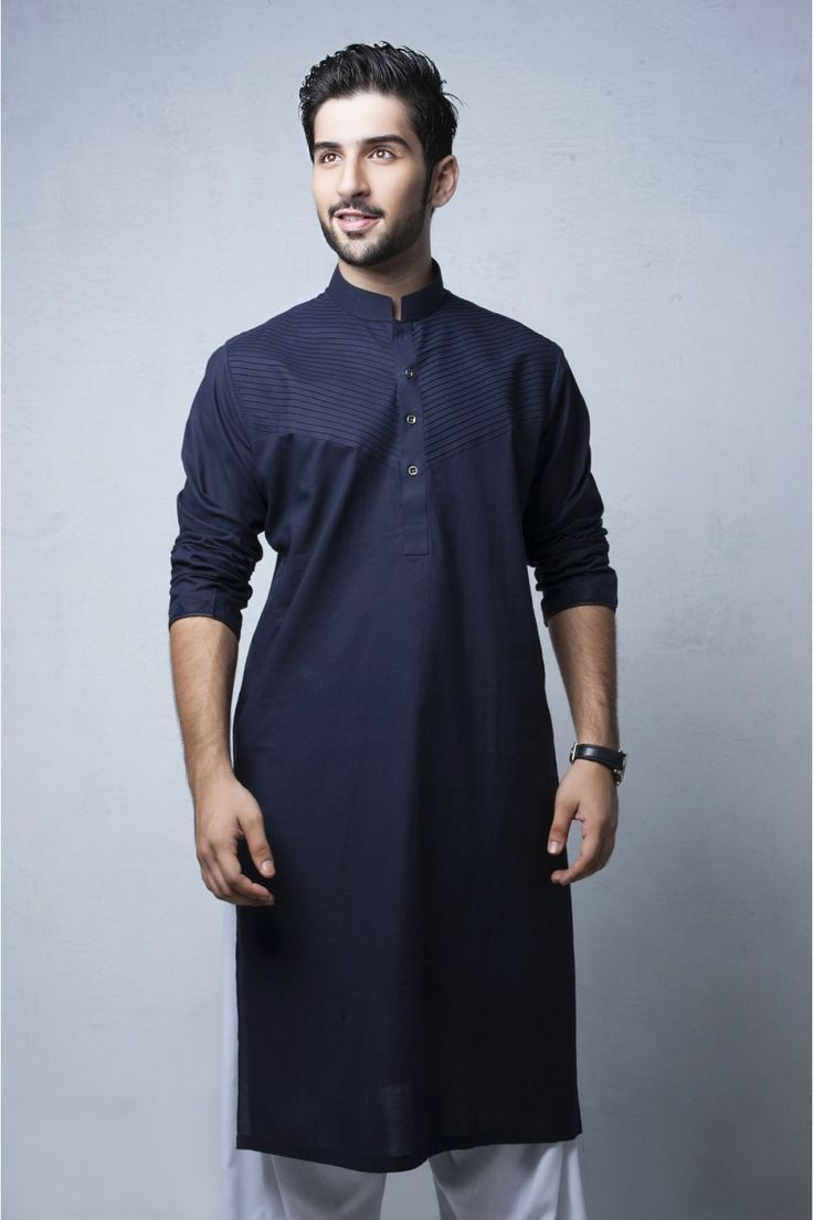 men printed kurtas - Google Search