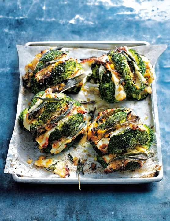 This low calorie recipe is easy to prepare and the delicious combination of broccoli, halloumi slices and caramelised onions makes this a winning dish.