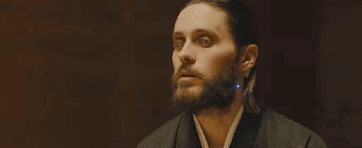 Resenha do filme Blade Runner 2049 GIF Jared Leto