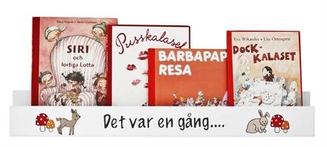Kids Concept, Rådyr, Boklist, Hvit Øvrig Barnerom Inredning hos Lekmer.no på nettet.