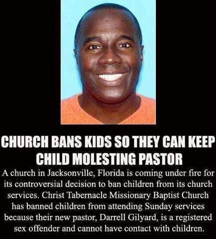 http://offender.fdle.state.fl.us/offender/flyer.do?personId=67523    http://www.huffingtonpost.com/2012/02/21/darrell-gilyard-can-preach-at-church-children-barred-from-sermons_n_1291639.html