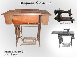 Mulher...e sua História...: As máquinas de costura e a História das mulheres...