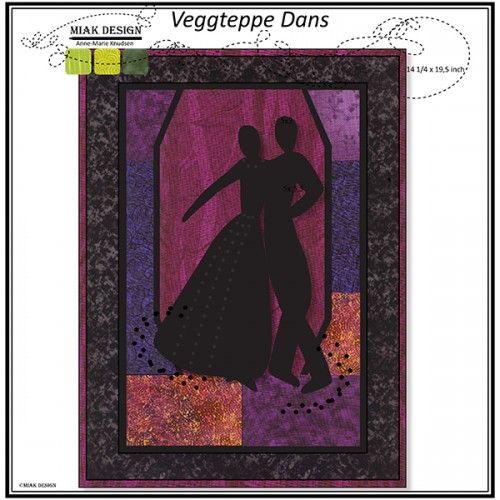 Forside Veggteppe Dans-Miak Design-Anne-Marie Knudsen
