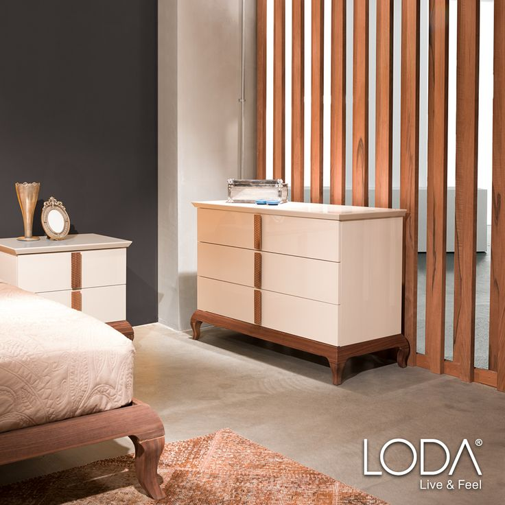 Sahra Şifonyer ve Komodin / Sahra Chest of Drawers and Commode / #furniture #mobilya #yatakodasi #bedroom #dekorasyon #decoration #design #stil #style #moda #fashion #loftstyle #minimal #modern