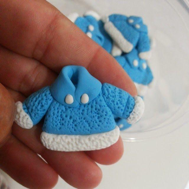 Crie e Faça Você Mesmo : Lembrancinha de chá de bebê passo a passo em biscu...