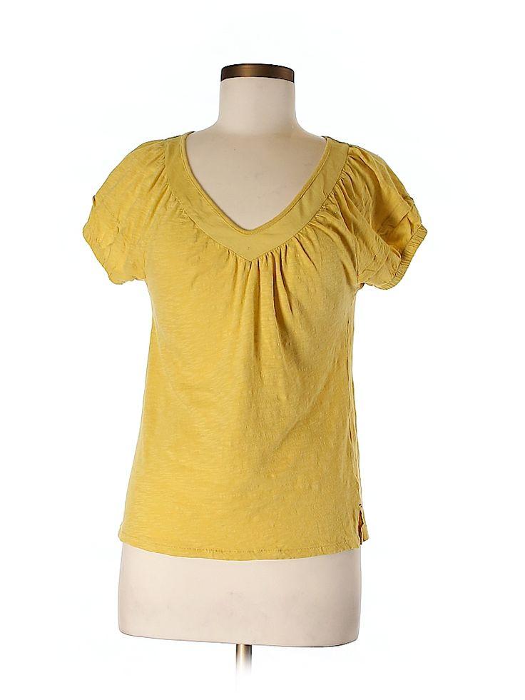 Gap Women Short Sleeve T-Shirt Size S