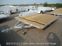 New Cargo, Utility, Dump and Snowmobile Trailers for Sale