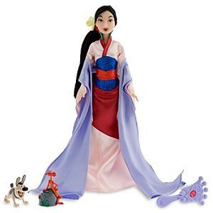 Mulan Barbie Doll | Disney Princess Mulan Barbie Doll