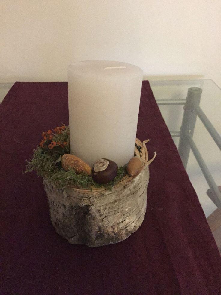 Kerzen Kerzen Kerzen - dürfen auf jeden Fall in der kalten Jahreszeit nicht fehlen :)