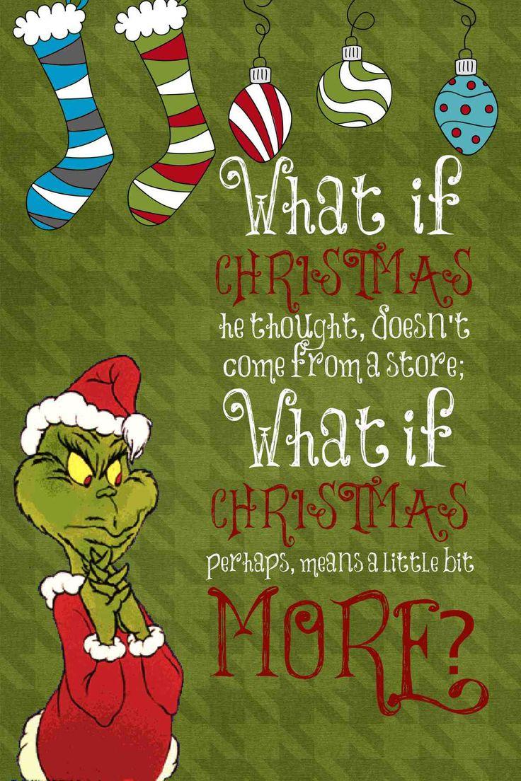 "Dr. Seuss' ""How The Grinch Stole Christmas"""