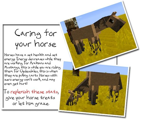 how to make your horse faster in minecraft
