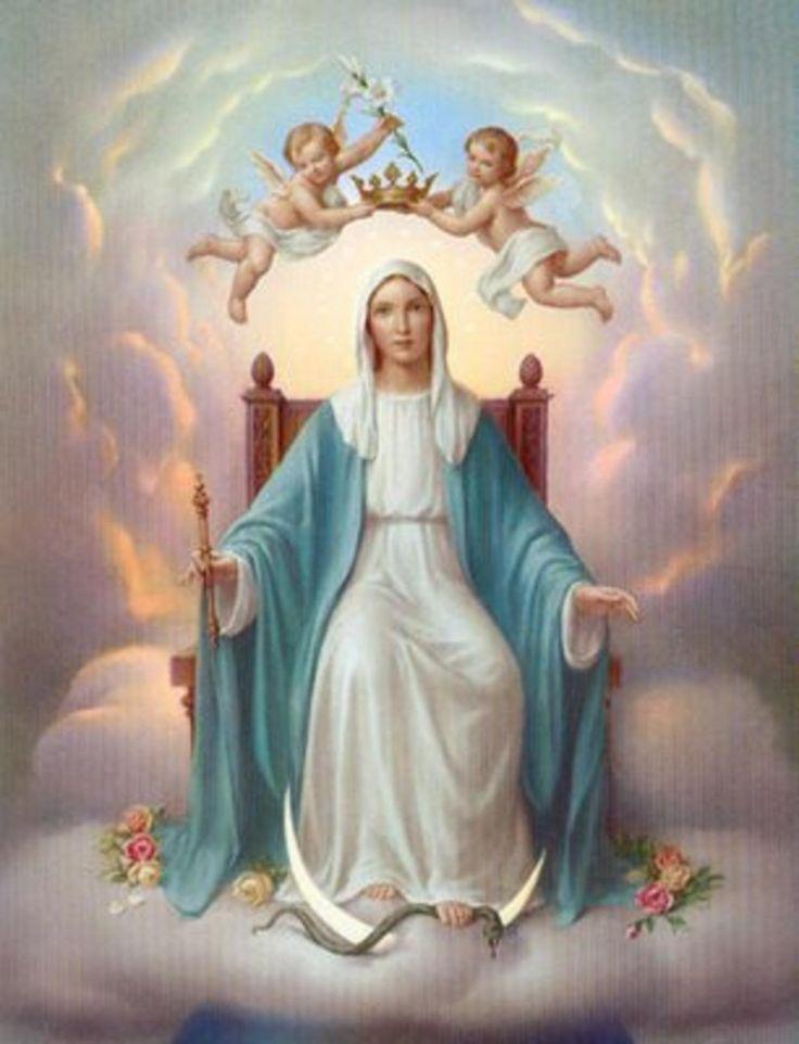 Maria reina