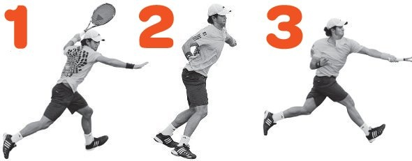 Fernando Verdasco's Running Forehand by Paul Annacone/Tennis.com.  #tennis