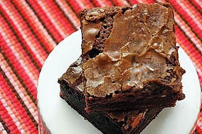 Chocolate Brownies | Diabetic Recipes  Please use sweetener instead of sugar!