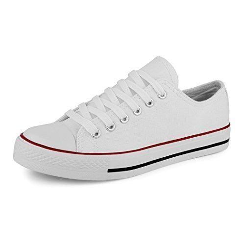 Oferta: 14.8€. Comprar Ofertas de best-boots - Zapatillas para mujer Blanco Size: 38 barato. ¡Mira las ofertas!