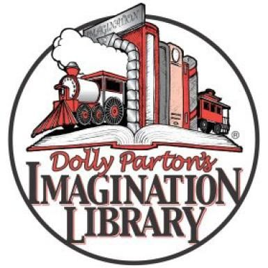 Dolly Parton's Imagination Library is a program that gives children a free book each month from birth up until 5 years old.