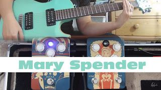 Mary Spender: Orange Fur Coat  Getaway Driver [re-amped]    FEATURED GEARhttp://ift.tt/2w9oBtF...http://ift.tt/2w9oBtF... My version of 'Seven Nation Army' will be available to view and download on Sunday! Stay tuned. Guitar tuning: E A E A C# E  DOWNLOAD THE STEMS HERE:http://ift.tt/2w9w2AR  MY GEAR FAVOURITE DRIVE / REVERB PEDAL http://geni.us/krAFYJtECHO/DELAY PEDAL http://geni.us/FIDZCOMPRESSOR http://geni.us/D96vdXTUNER http://geni.us/yPcDLe4PEDALBOARD http://geni.us/FWqMYPOWER SUPPLY…