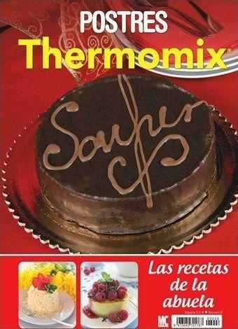Libreto Postre Thermomix