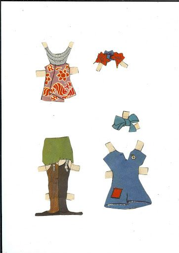clothes for Pippi Longstocking